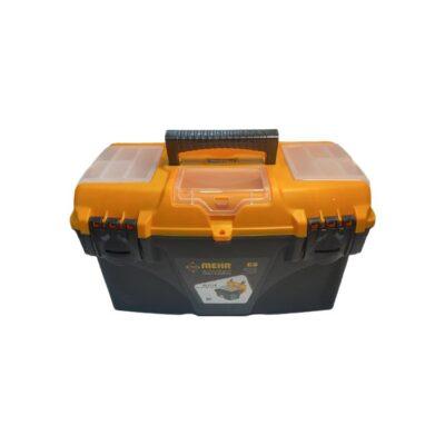 جعبه ابزار پلاستيکي 18 اينچ قفل پلاستيکي مهر BLO18