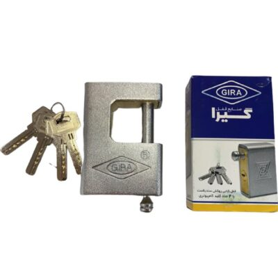 قفل 900 روکشدار کامپيوتري پاترولي (گيرا 039)