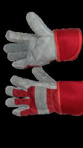 دستکش مهندسي کف دوبل تبريز