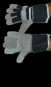 دستکش مهندسي کف دوبل معمولي تبريز