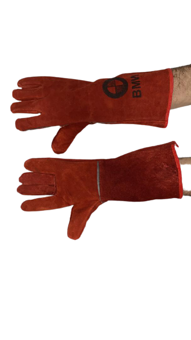 دستکش 40 سانت جوشکاري هوبارت