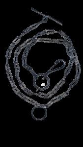 زنجیر 3 قلاده جوشی